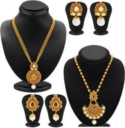 Sukkhi Alloy Jewel Set (Gold)