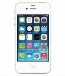 Apple I Phone 4s-8 GB-*Pre-Owned*-3 Mts War. BAZAAR War.-WHITE *Refurbished*