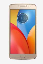 Motorola Moto E4 Plus 32 GB (Fine Gold) 3GB RAM, Dual SIM 4G