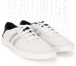 Canvas Shoes For Men White