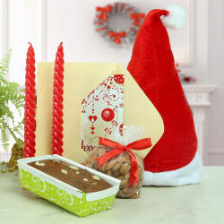Ferns N Petals Gifts Of Santa-Christmas Gift