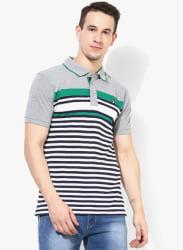 Grange Multicoloured Polo T-Shirt