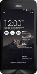 Asus Zenfone 5 3G Black 16 GB-2 GB -Certified Refurbished - Acceptable Condition