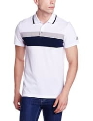 adidas Men s Cotton Polo Shirt