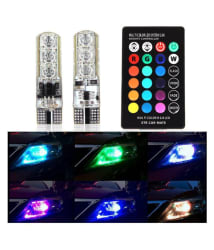 LED Decorative / Atmosphere Head Light For All Cars with Remote