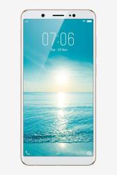 Vivo V7 32 GB (Champagne Gold) 4 GB RAM, Dual SIM 4G