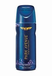 Park Avenue Storm Body Deodorant for Men, 100g