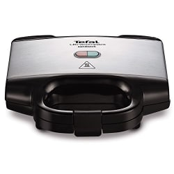 Tefal Ultra Compact 700-Watt Sandwich Maker (Metallic Grey)