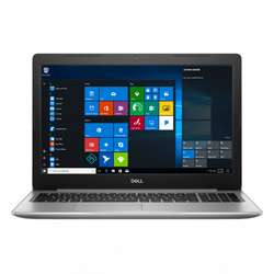 Dell Inspiron 15 5570 Intel Core i7 8th Gen Windows 10 Laptop (8GB, 2TB HDD, 39.62cm, Silver)