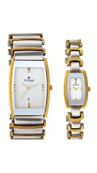 Titan Bandhan 13772385BM01 Women Couple Watches