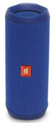 JBL Flip 4 Portable Bluetooth Speaker, grey
