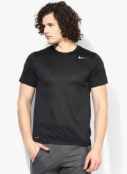 As Legend 2.0 Ss Black Training Round Neck T-Shirt