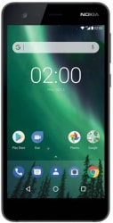 Nokia 2 (Pewter/Black)
