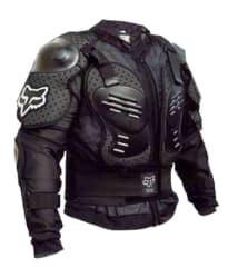 Fox Black Armour Biker Jacket