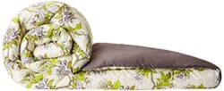 Amazon Brand - Solimo Microfibre Printed Comforter, Double (Spring Blossom, 200 GSM)