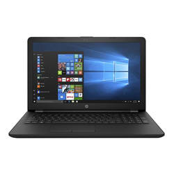 HP 15-BW526AU AMD E2 Windows 10 Laptop (4GB, 500GB HDD, 15 In, Black)