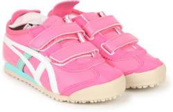 Asics Boys & Girls Velcro Running Shoes (Pink)