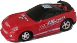 Adraxx Mini Coke Can Micro Racing Car Toy Red