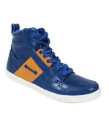 Gini And Jony Blue Shoes For Kids