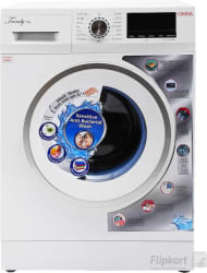 Onida 7.5 kg Fully Automatic Front Load Washing Machine White(F75TDWW)