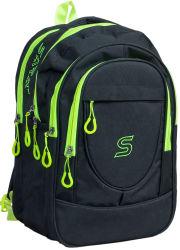 Sara bags pop & black Backpack