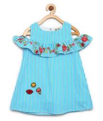 BellaModa cotton casual dresses
