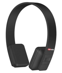 Portronics Muffs XT Bluetooth Headphones (Black)