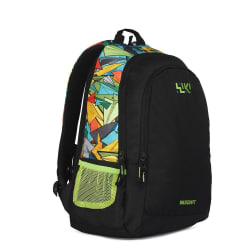 Wildcraft Wiki Black Crew Backpack, black