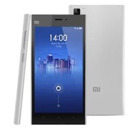 Xiaomi mi3 16GB Silver Pre-owned with scratches + 3 Months Seller Warranty