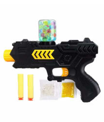 Saffire 2 in 1 Soldier Gun with Jelly Shots and Soft Foam Bullets