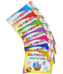 Drawing Practise Collections Set of 7 Books