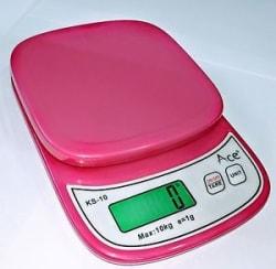 ACE Digital Kitchen Weight machine Weighing Scale 10 Kg