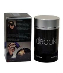 Caboki hair building fiber-Newest Sealed Bottle-25gm-Black, BEST QUALITY