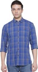 Wrangler Men s Checkered Casual Shirt