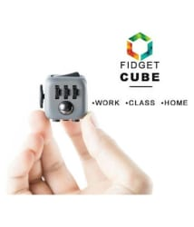 ElectoMania Presents All In One Fidget Cube Toys for Girls and Boys