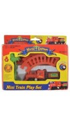 World Express Toy Train Set
