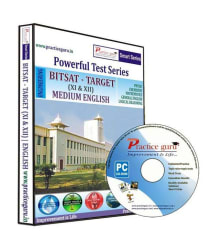 Printable study material and topic wise, mock tests for BITSAT TARGET ENGLISH for complete exam preparation and sure shot results!