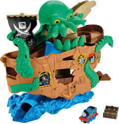 Thomas and Friends Adventures Sea Monster Pirate Set, Multi Color