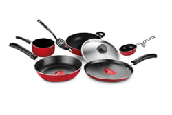 Pigeon Favourite 7 Pcs Non Stick Cookware Gift Set