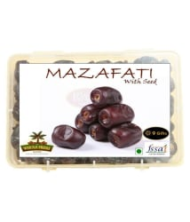 9 GIFTS Regular Mazafati Dates (Khajoor) Real Dates 900 gm