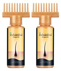 Indulekha Bhringa Oil 100 ml Pack of 2