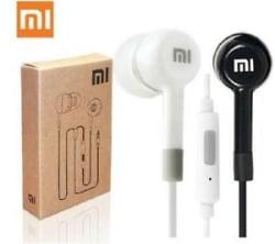 Buy 2 Get 2 Free For Xiaomi Redmi Mi Handsfree Headset Earphones 3.5mm With Mic.