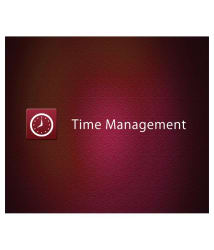 Effective Time Management for Professionals (e-Certificate Course)-Online Video Training Material, Technical Support, Verifiable Certificate