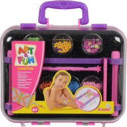 Simba ART & FUN BEADS WEAVING MACHINE IN CASE