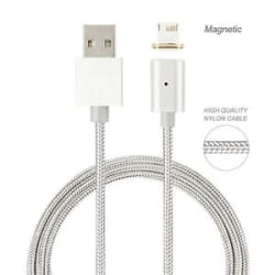 8 Pin Lightning Nylon Magnetic Charging Cable For Phone 5/5S/6/Plus/6s