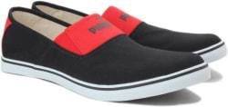 Puma Elara Slip On IDP Sneakers For Men (Black)