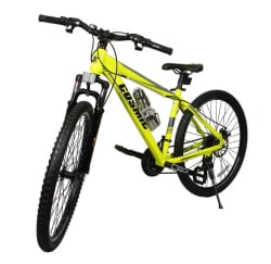 Cosmic Trium 27.5 Inch MTB 21 Gears Yellow 69.85 cm(27.5) Hybrid bike Bicycle