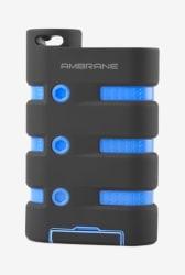 Ambrane Waterproof & Dustproof WP-11 10050 mAh Power Bank (Black)