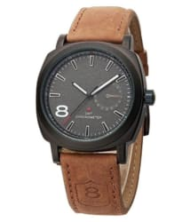 VB IMPEX BEIGE ANALOG WATCH