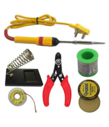 Adraxx 6 In 1 Electric Soldering Iron DIY Kit